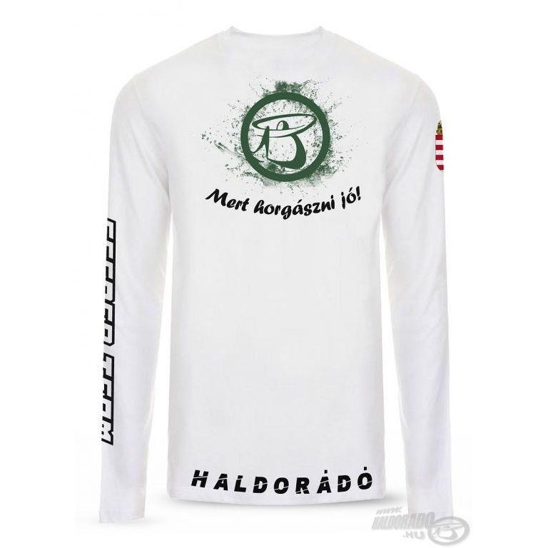 HALDORÁDÓ UV-álló póló hosszú ujjú S