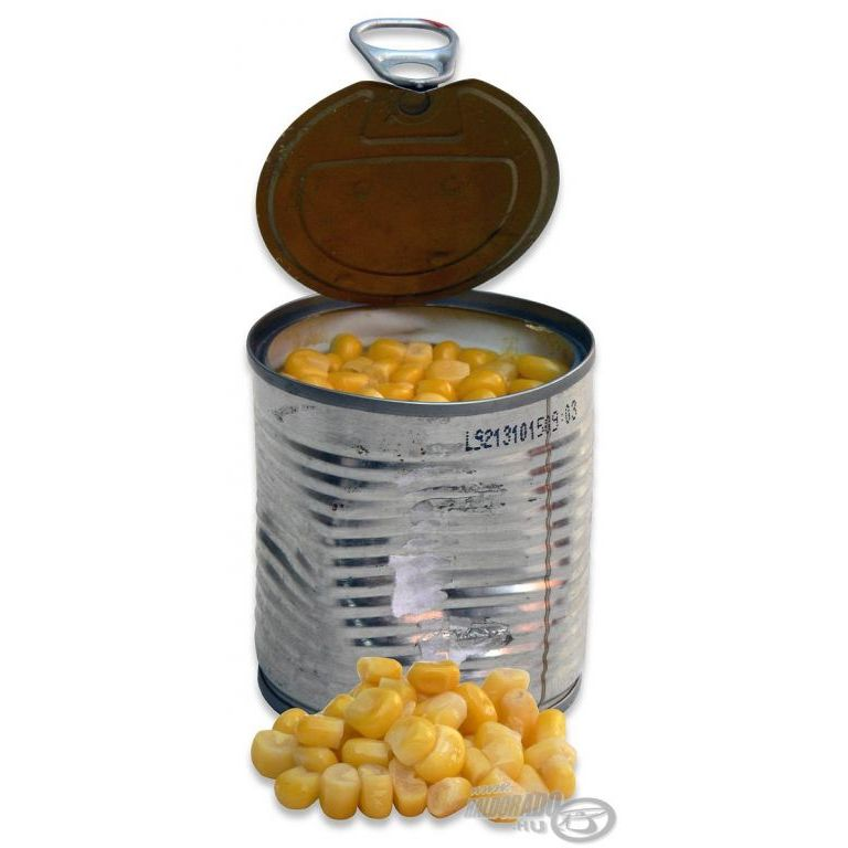 KONZERV Dobozos kukorica tépőzáras 150 g