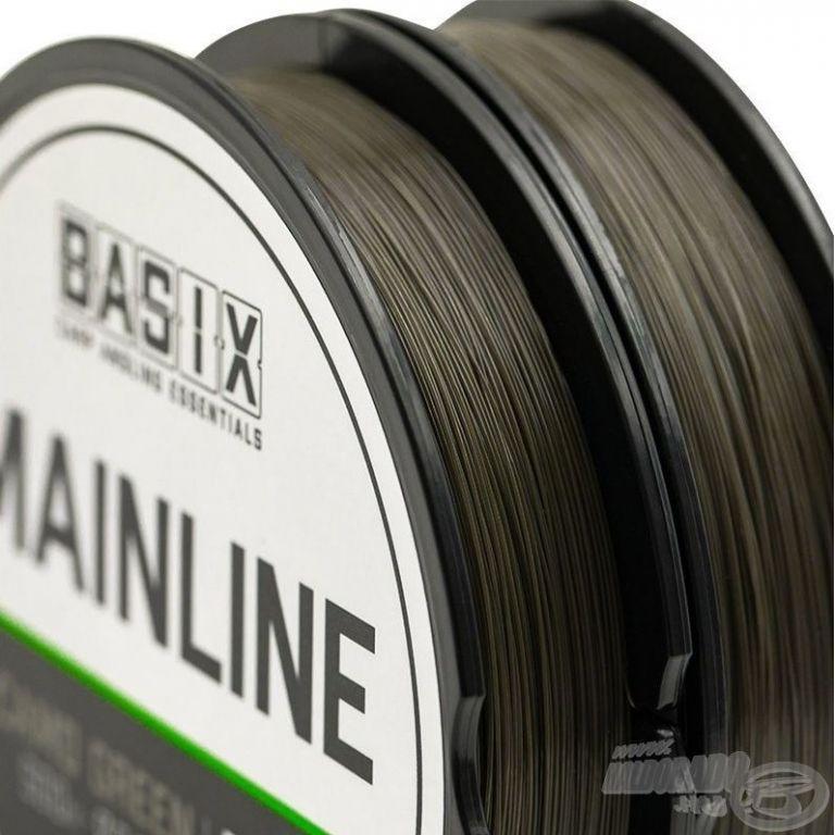 KORDA Basix Mainline 1000 m - 0,35 mm