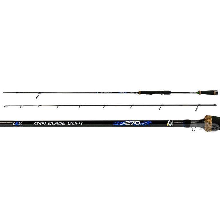 L&K Spin Blade Elite 240L