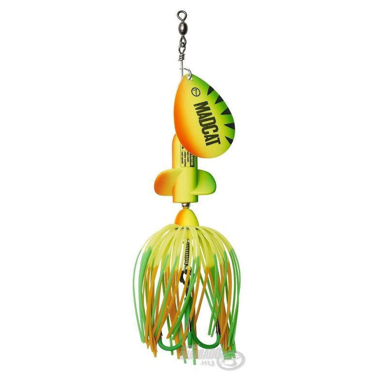 MAD CAT Screaming Spinner A-Static - Firetiger UV 65 g