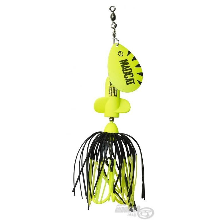 MAD CAT Screaming Spinner A-Static - Fluo Yellow UV 65 g