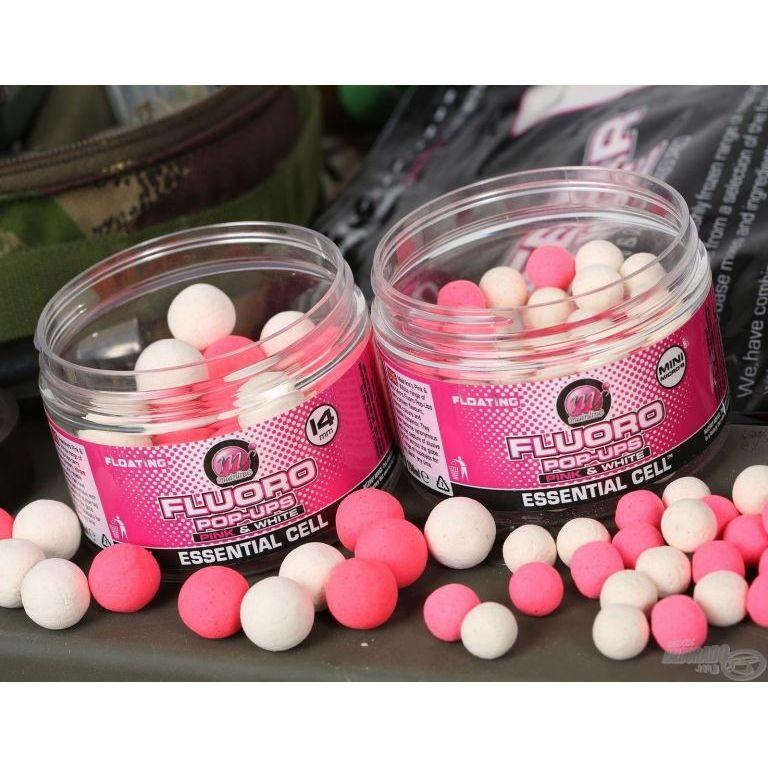 MAINLINE Essential CellTM Fluoro Pop Up - Pink & White