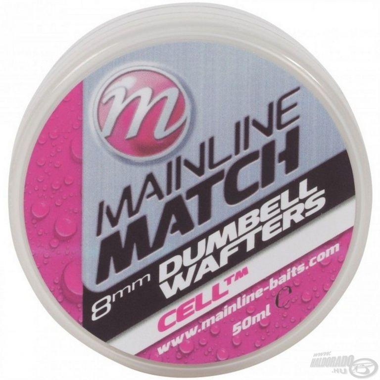 MAINLINE Match Dumbell Wafter 8 mm - CellTM