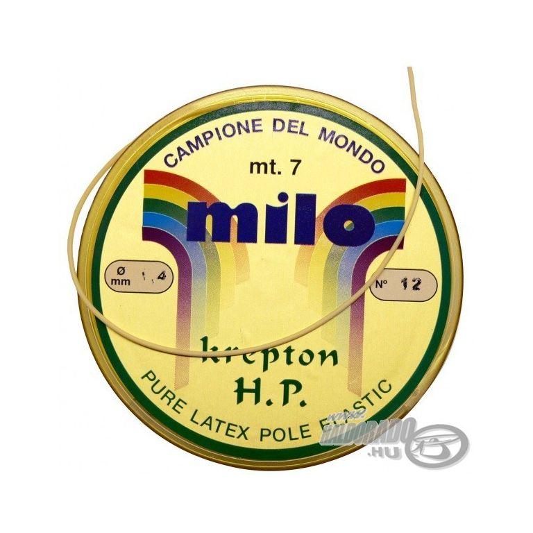 MILO Krepton Pole HP gumi - 0,8 mm