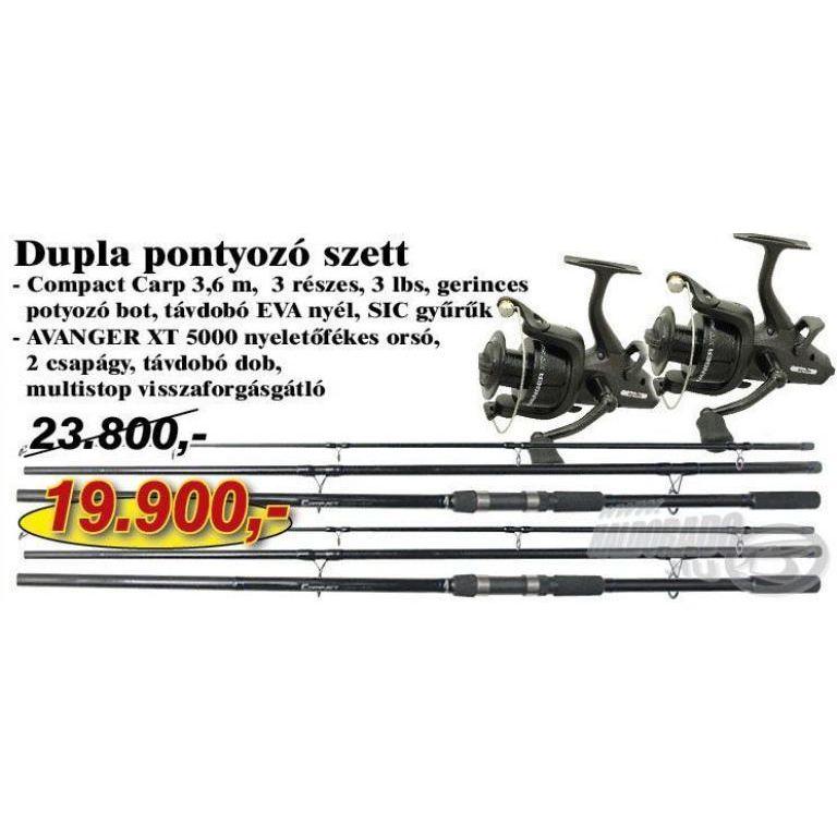 NEVIS Dupla Pontyozó szett 2 (KB-442)