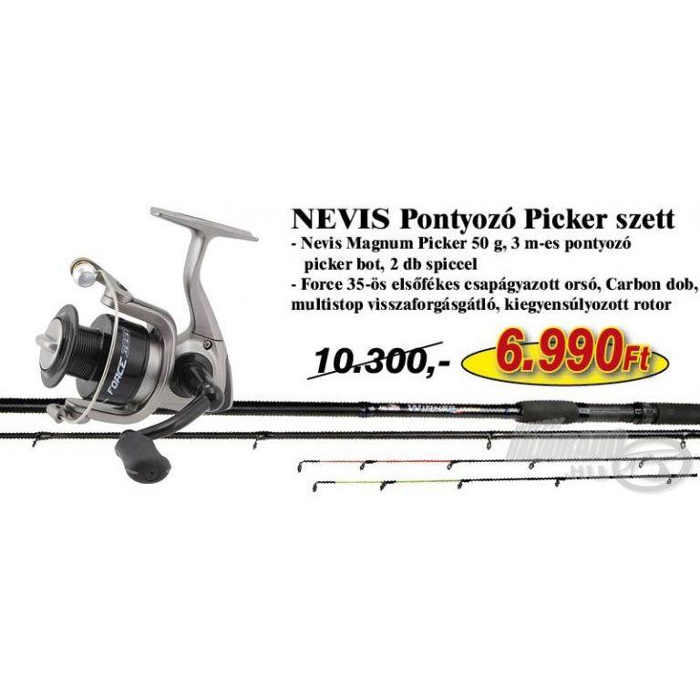 NEVIS Pontyozó Picker szett (KB-425)
