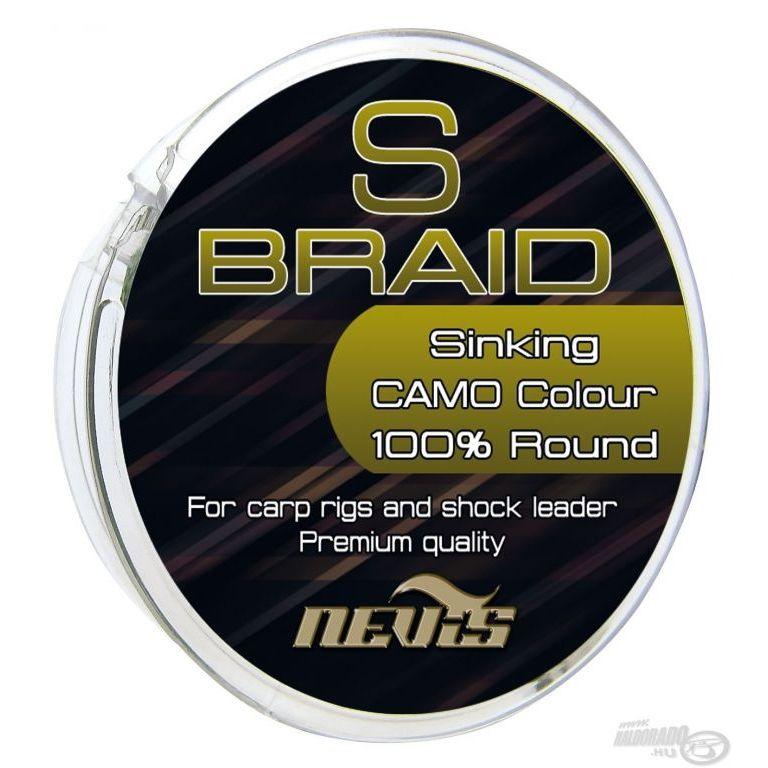 NEVIS S Braid 15 m - 0,18 mm