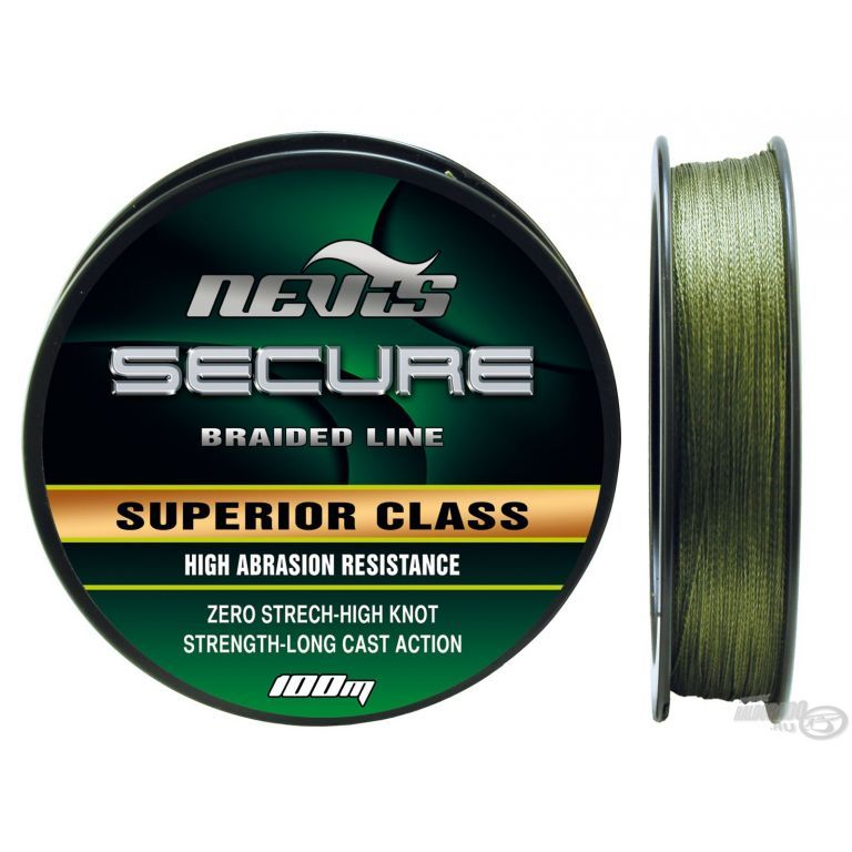 NEVIS Secure Braid 0,18 mm