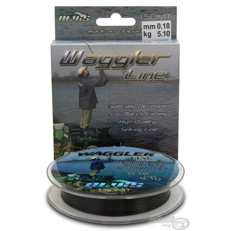 NEVIS Waggler Line 0,14 mm