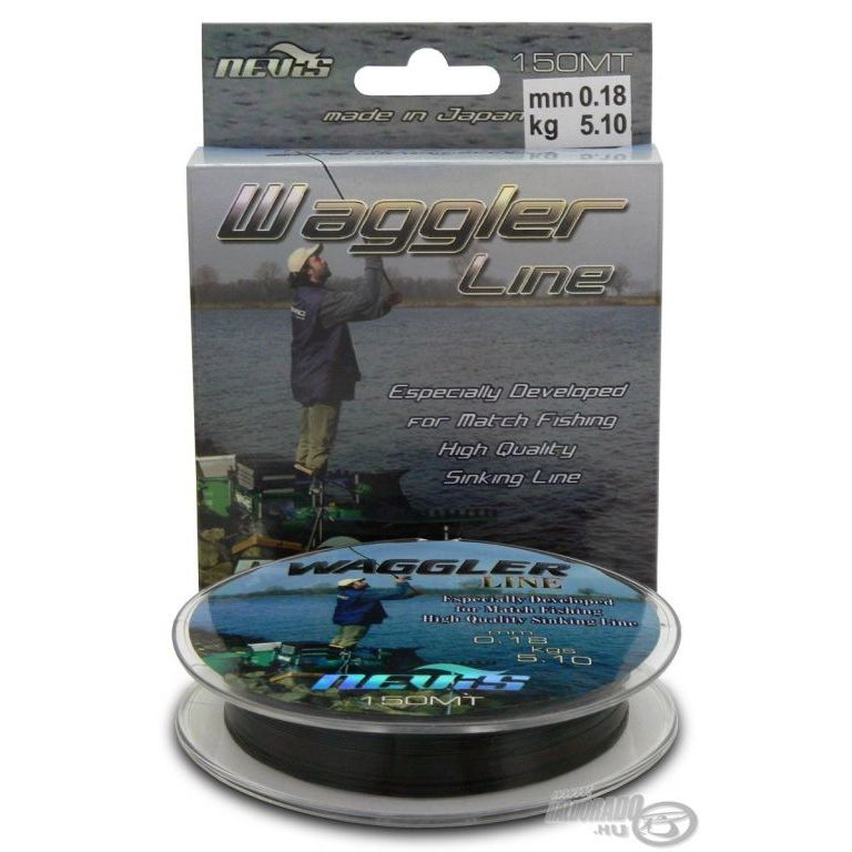 NEVIS Waggler Line 0,18 mm