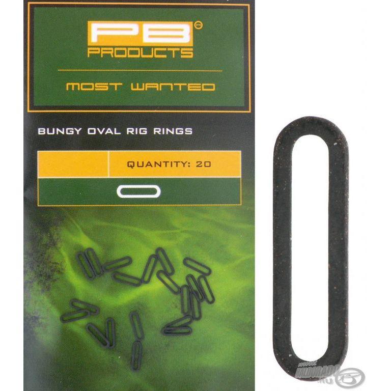 PB PRODUCTS Hajszálelőke gyűrű - ovális
