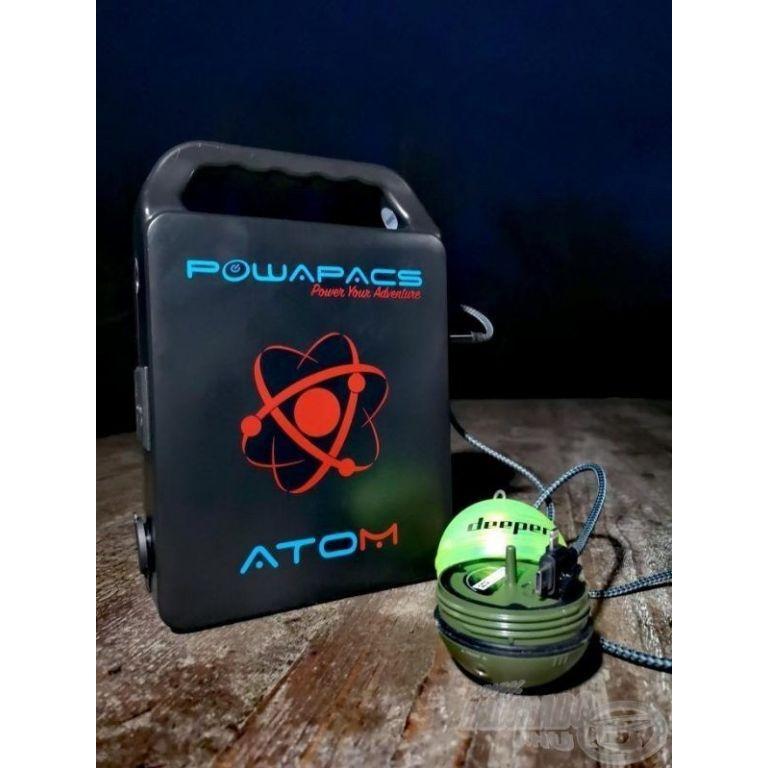 POWAPACS Atom 60 - Hordozható nagy teljesítményű akkumulátor 60000 mAh