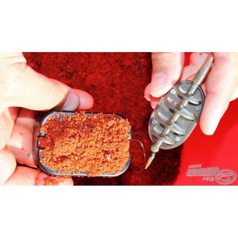 PRESTON Method Feeder kosár L In-line 15 g