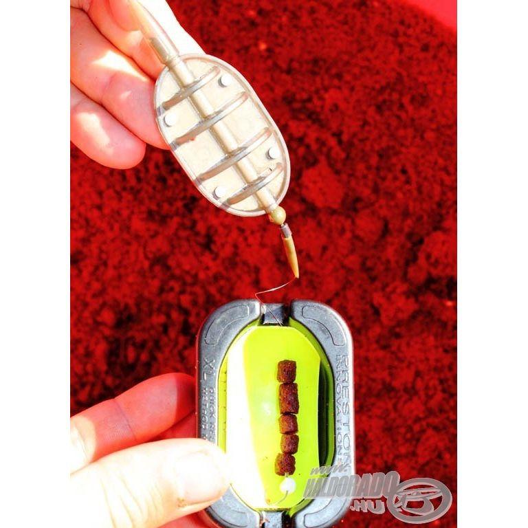 PRESTON Method Feeder kosár XL In-line 45 g