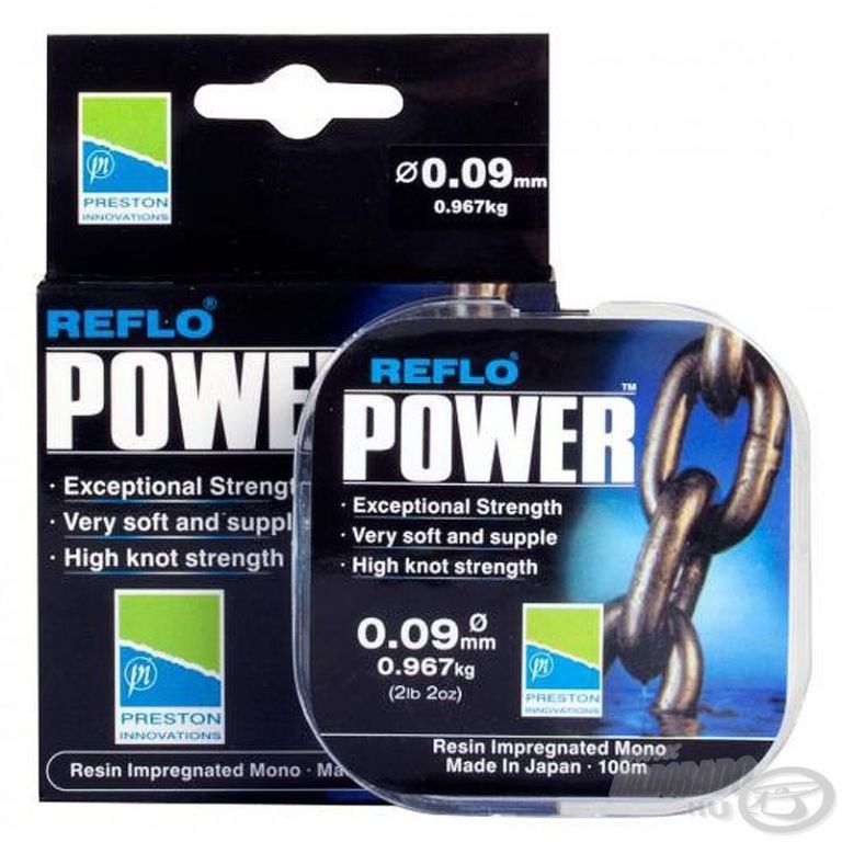 PRESTON Reflo Power 0,21 mm