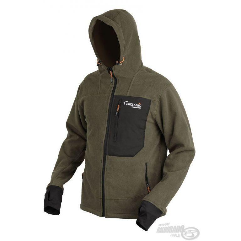 PROLOGIC Commander Fleece kabát XXL