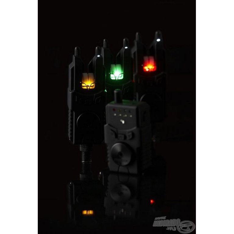 PROLOGIC Custom SMX MKII Kapásjelző készlet 2+1 darabos