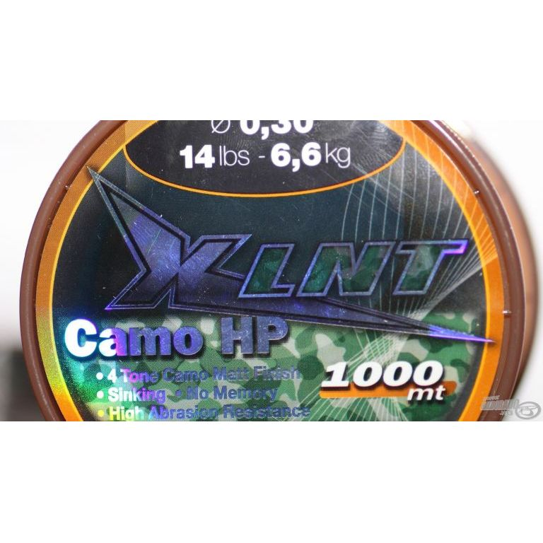 PROLOGIC XLNT HP 1000 m - 0,22 mm Camo