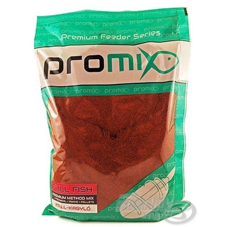 Promix Full Fish method mix - Krill-Kagyló