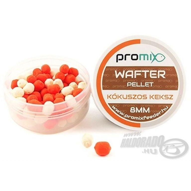 Promix Wafter Pellet 8 mm - Kókuszos keksz