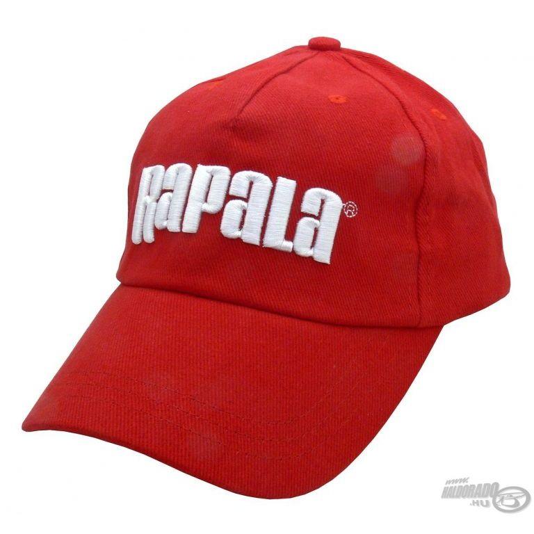 Rapala Baseball sapka piros