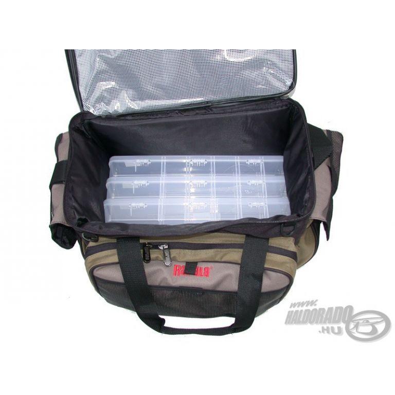 Rapala Magnum pergetőtáska - Haldorádó horgász áruház 85c9d755d8