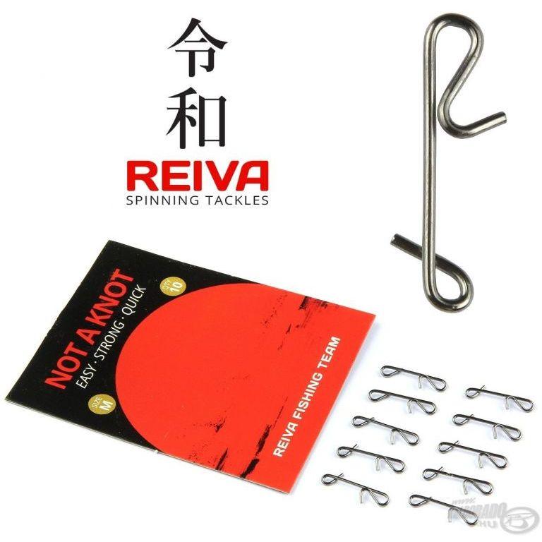 REIVA Not a Knot kapocs S