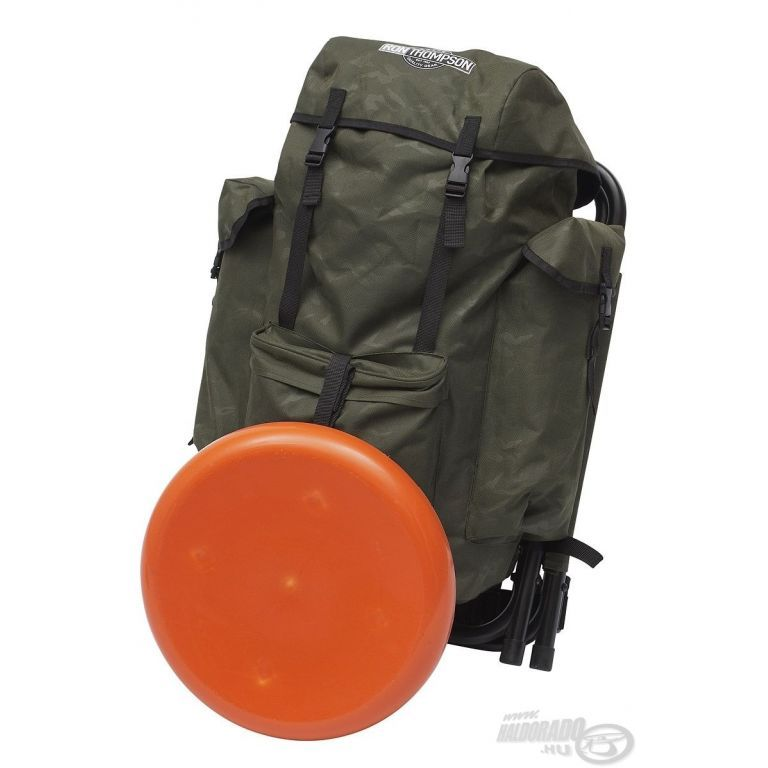 RON THOMPSON Heavy Duty V2 360 Hátizsákos szék