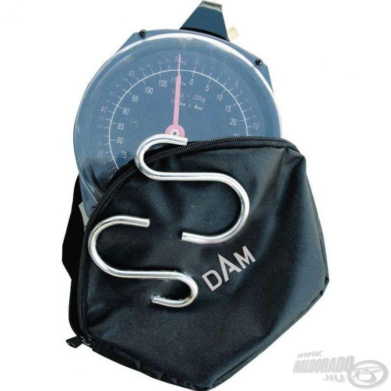 RON THOMPSON Kerek mérleg 50 kg
