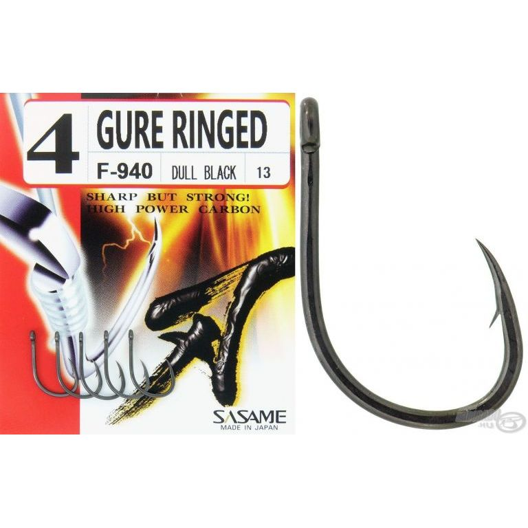 SASAME Gure Ringed 4