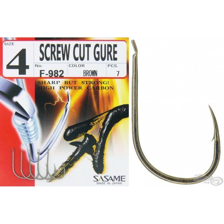 SASAME Screw Cut Gure 4
