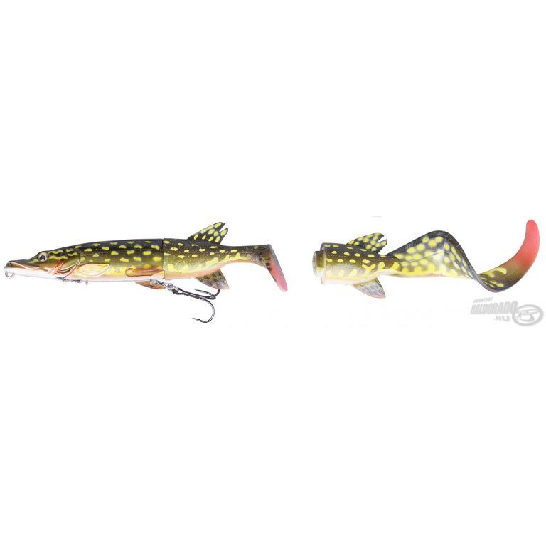 SAVAGE GEAR 3D Hybrid Pike 17 cm 45 g SS - Yellow Pike