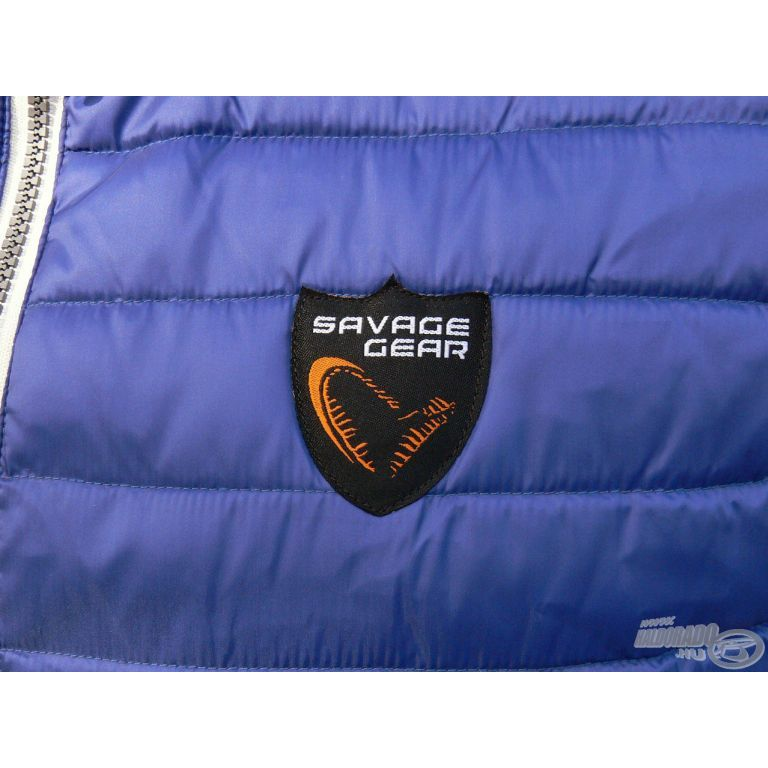 SAVAGE GEAR Orlando Thermo-Lite mellény XL