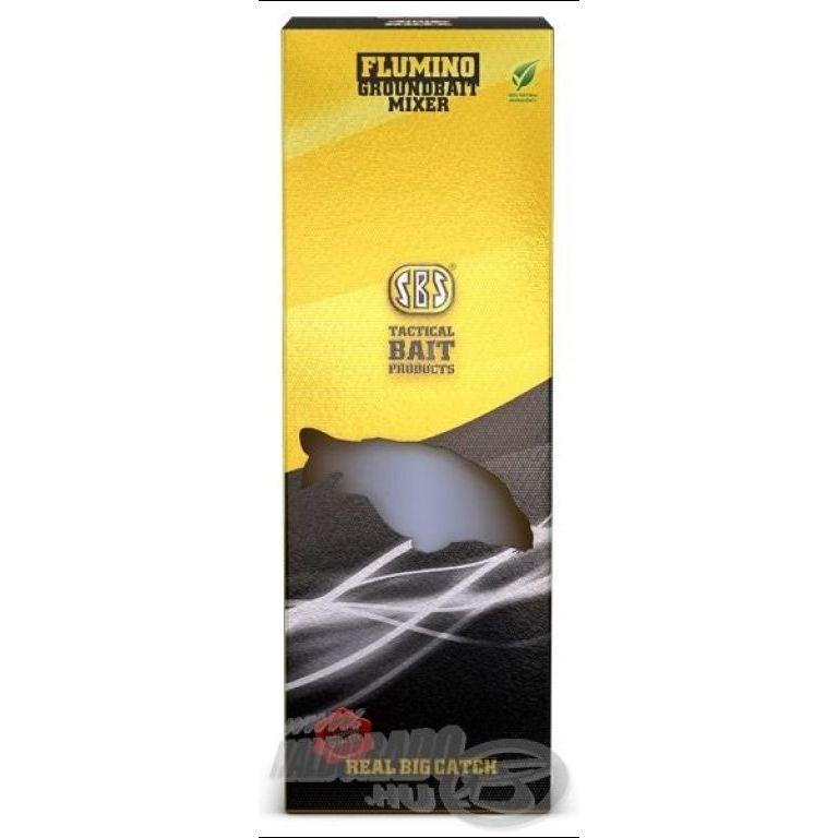SBS Flumino Groundbait Mixer - N-Butyric