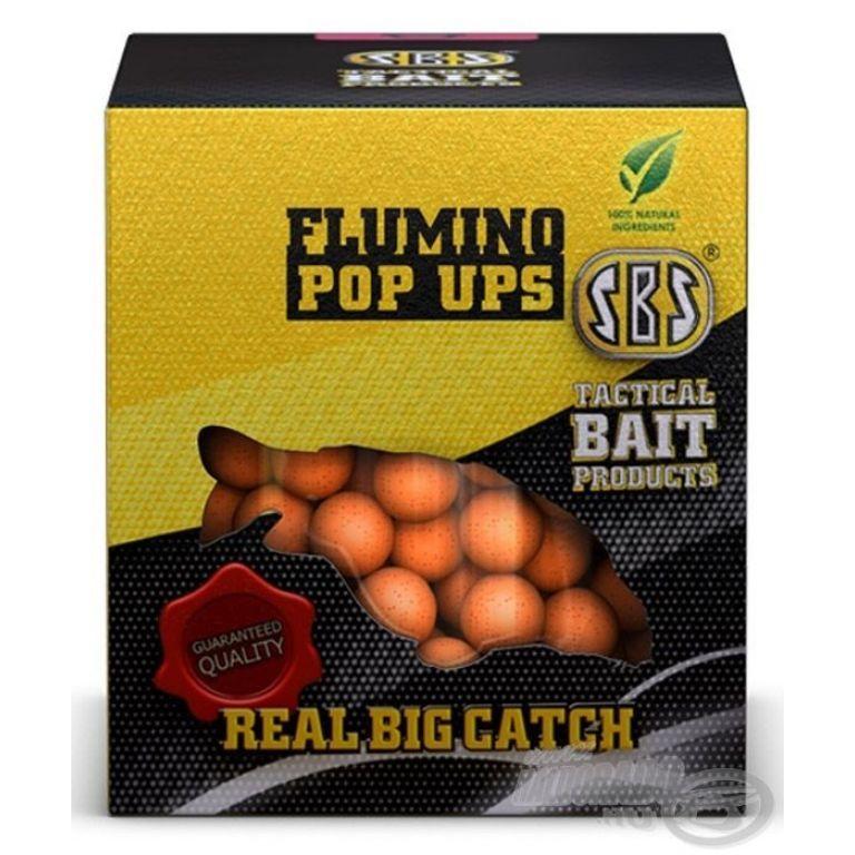 SBS Flumino Pop Up bojli - Pineapple