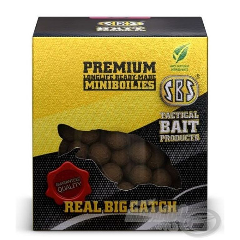 SBS Premium Long Life Minibojli 150 g - M4