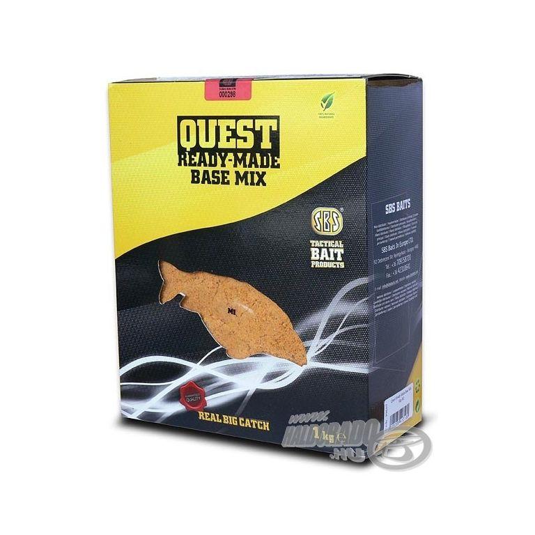 SBS Quest Ready Made Base Mix - Ace Lobworm