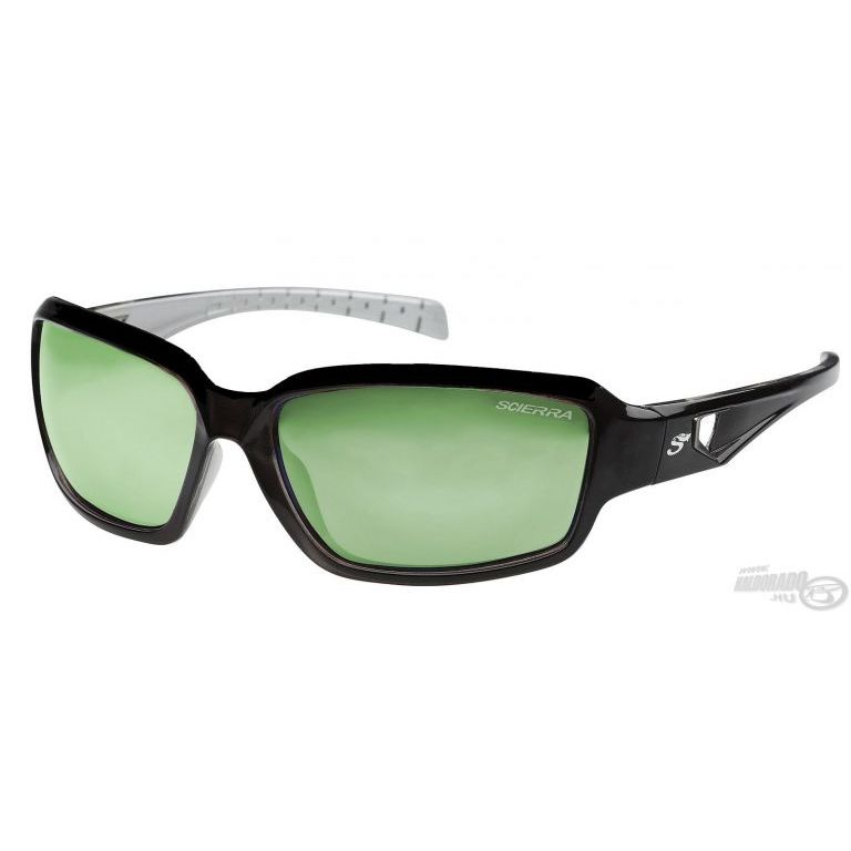 Scierra Street Wear napszemüveg - Mirror Brown / Green
