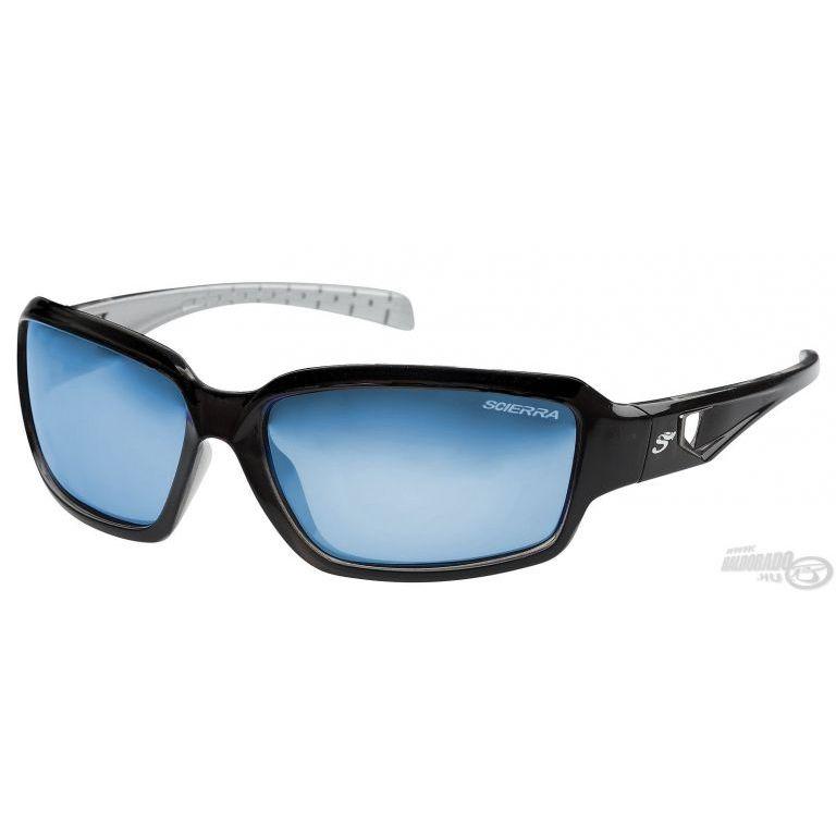 Scierra Street Wear napszemüveg - Mirror Grey / Blue