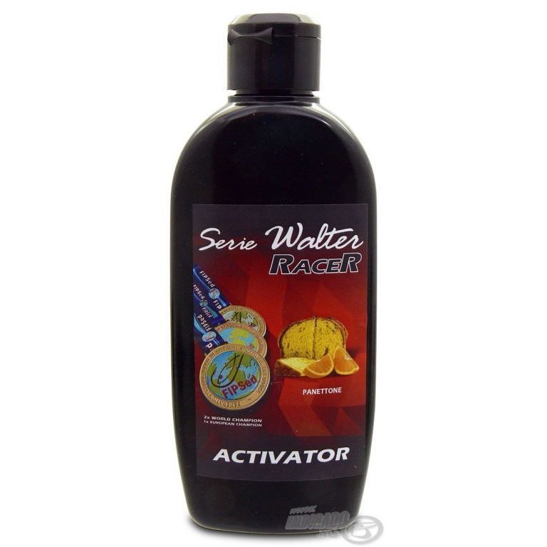 Serie Walter Racer Activator 250 ml - Panettone