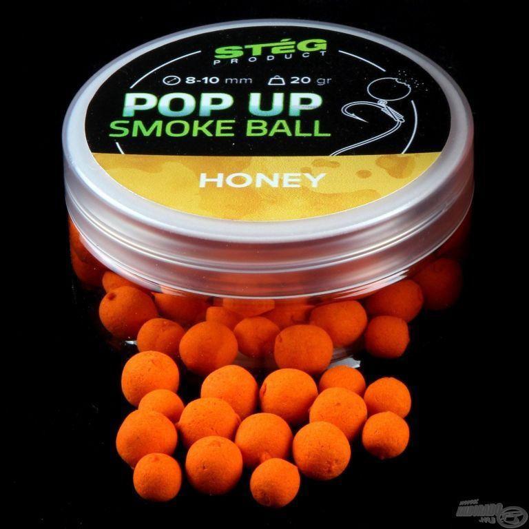 STÉG PRODUCT Pop Up Smoke Ball 8-10 mm - Honey