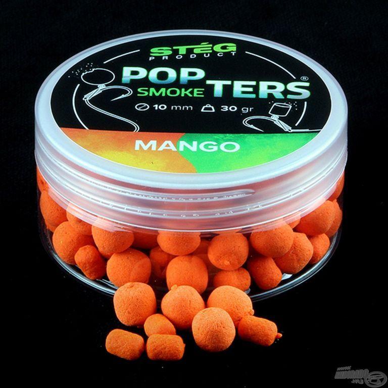STÉG PRODUCT Popters Smoke Ball 10 mm - Mango