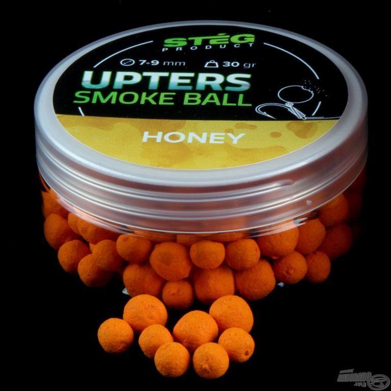 STÉG PRODUCT Upters Smoke Ball 7-9 mm - Honey