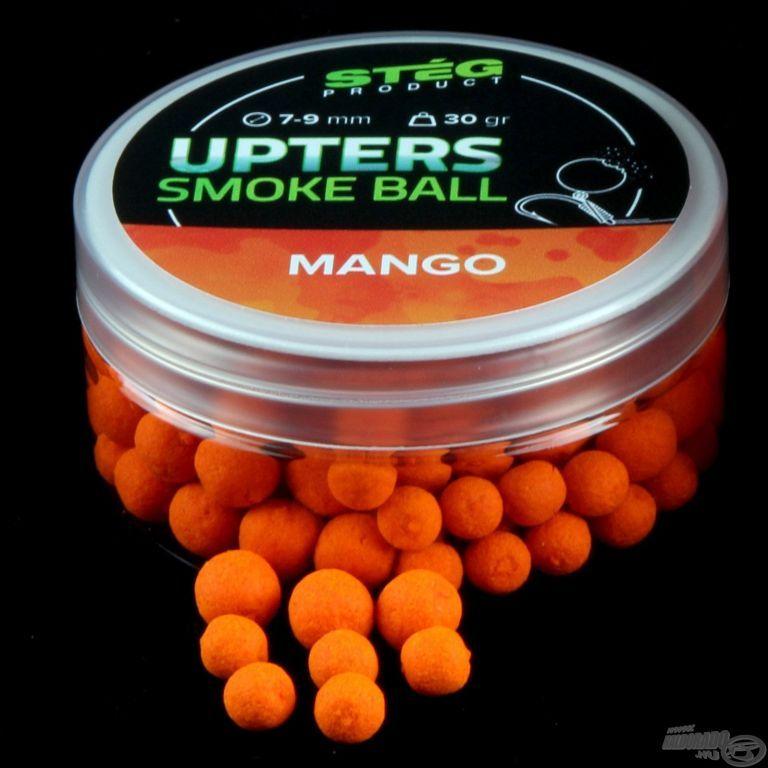 STÉG PRODUCT Upters Smoke Ball 7-9 mm - Mango
