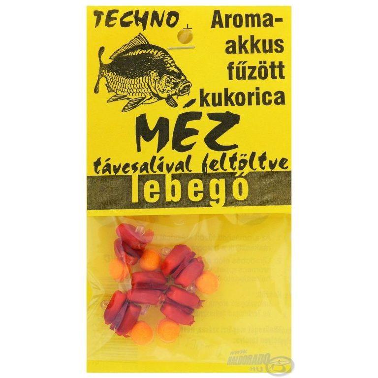 TECHNO Aroma akkus fűzött kukorica lebegő - Méz