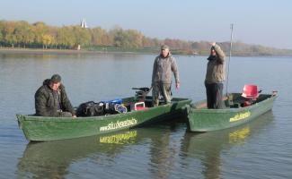 Horgász program a Tisza-tavon