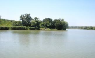 Szászvári horgásztó